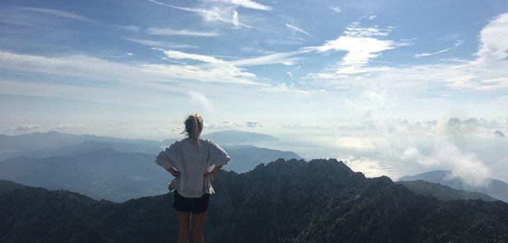 Bergmassiv Monte Capane